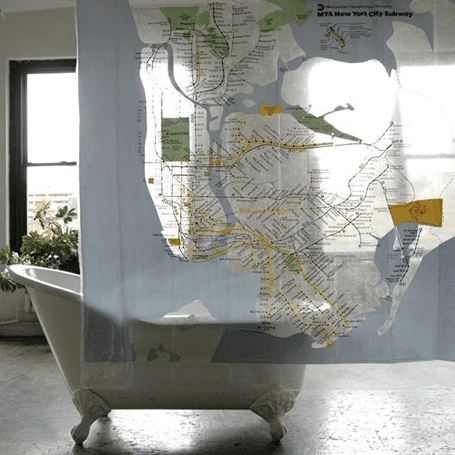 decorating ideas with maps
