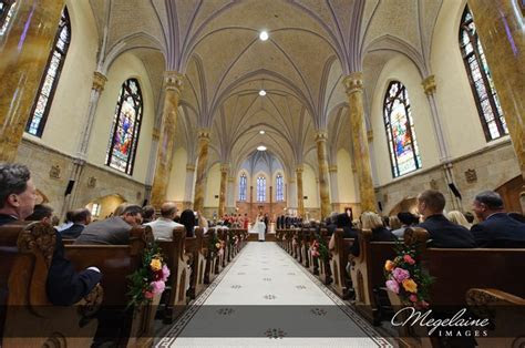 St. Marys Catholic Church Downtown Indianapolis Wedding
