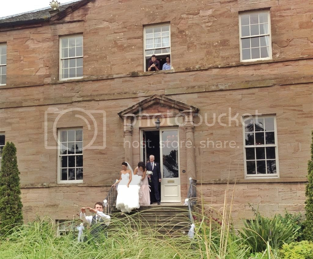 Newton Hall Wedding Northumberland Travel Blogger
