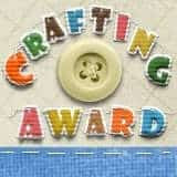 Craft Corners Crafting Award