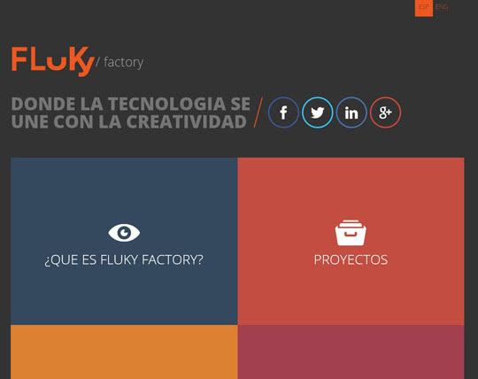 55.flat websites Beautiful Examples Of Flat Web Design