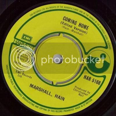 Marshall Hain Coming Home