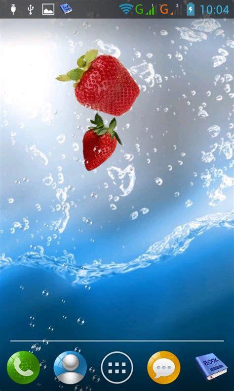 fresh strawberry android app  apk  bleik fjord
