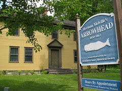 Herman Melville's Arrowhead, The Berkshires, MA