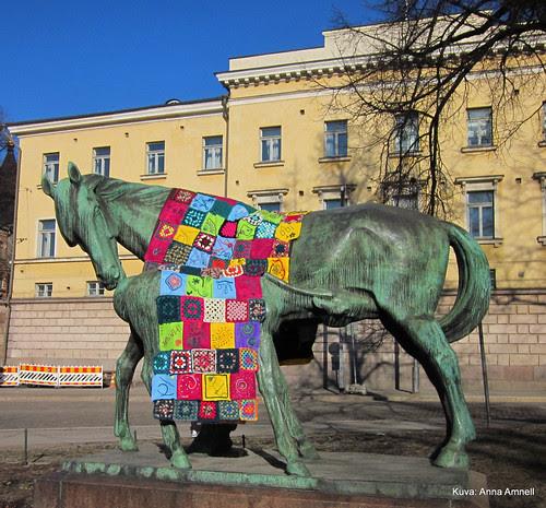 Yhteisöllinen käsityö, Helsinki