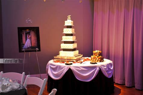 Wedding Cake Table Design & Installation   Wedding Cake