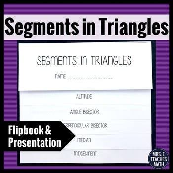 Unit 6 Relationships In Triangles Gina Wision - Unit 6 ...