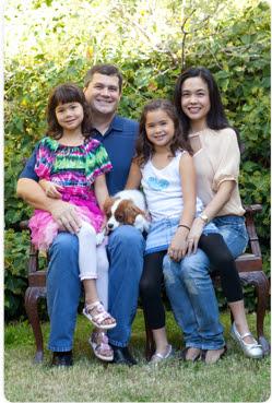 Edgeworth Family Photo