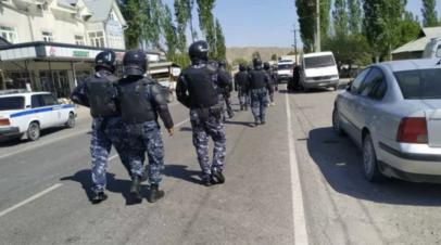 Таджикистан и Киргизия договорились о прекращении конфликта