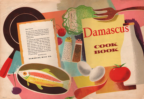 Damascus Cook Book