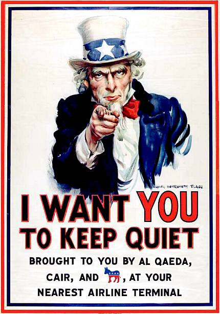 I Want You To Keep Quiet!