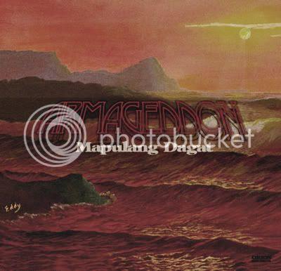 Armageddon Mapulang Dagat