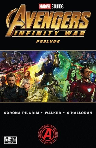 Avengers Infinity War Prelude Comic Download