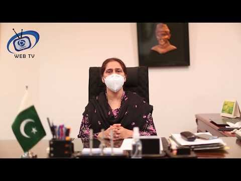 LCWU Opens for Online Teaching, A Message by Prof. Dr. Bushra Mirza VC LCWU for Faculty