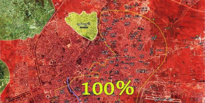 Resa totale dei ribelli ad Aleppo. I punti dell'accordo con il Governo siriano