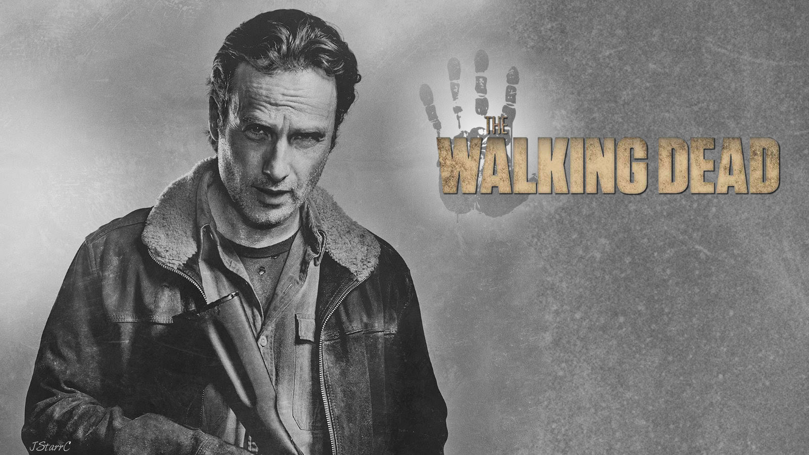 Rick Grimes The Walking Dead Wallpaper 39470023 Fanpop