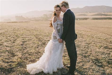 Natural New Zealand Coastal Wedding: Holly   Jared   Green