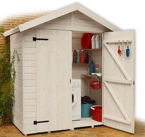 Armario para lavadora exterior armario para patio - Armario lavadora exterior ...