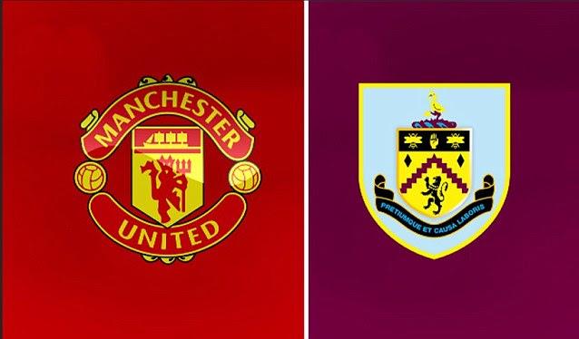 Image result for Burnley vs Manchester United