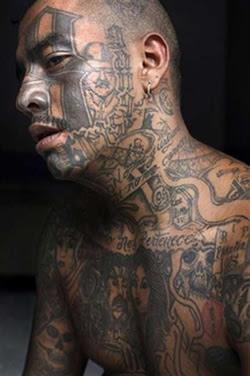 Chicago gang tattoos