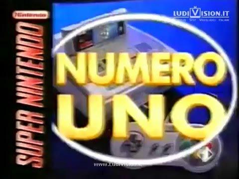 Super Nintendo - Il Numero Uno (1993)