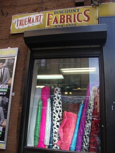 TrueMart fabrics