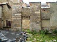 Lemberg: ruínas de sinagoga