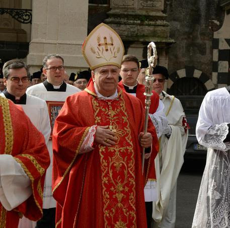 Il cardinale Domenico Calcagno © ANSA