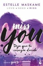 Miss you (You III) Estelle Maskame