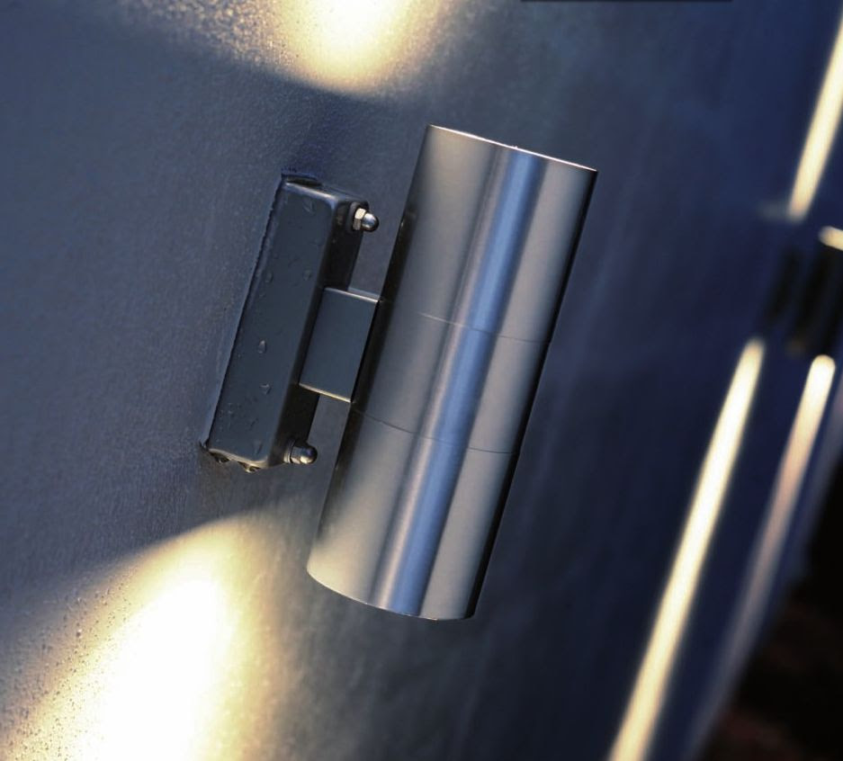 Up+Down Cannister Wall Light