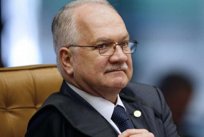Fachin vota contra soltura de Lula 1 x 0