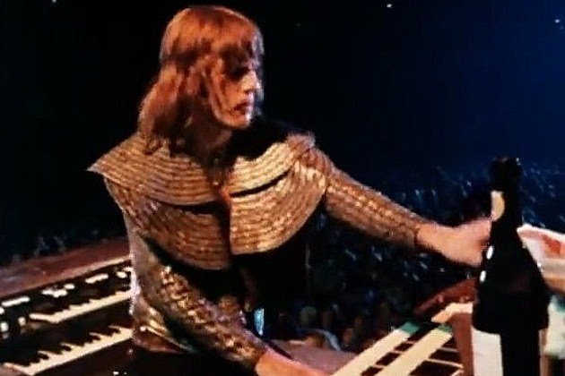 IMG KEITH EMERSON, keyboardist, Pianist, Organist, Composer