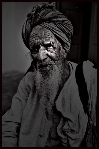 Old Monk by firoze shakir photographerno1