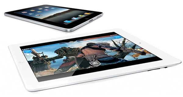 ipad vs ipad2 10 Reasons To Go For New Apple iPad 2