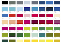 41+ Automotive Paint Color Chart Gif