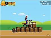 Jogar Mario trail Jogos