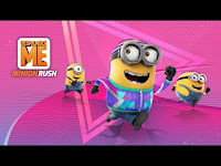Despicable Me Minion Rush Apk Mod v4.9.0h