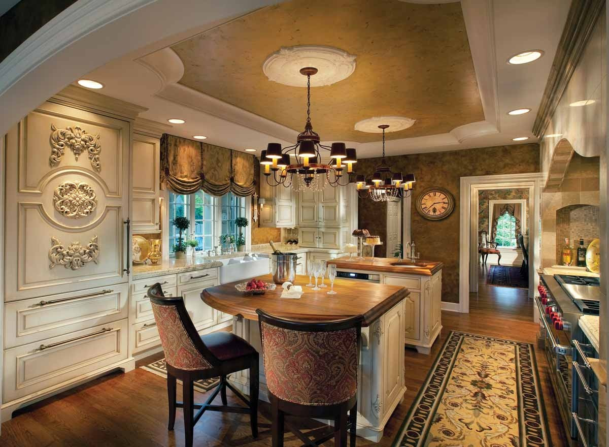 30 Custom Luxury Kitchen Designs that Cost More than $100