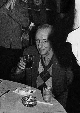 William S. Burroughs en 1983