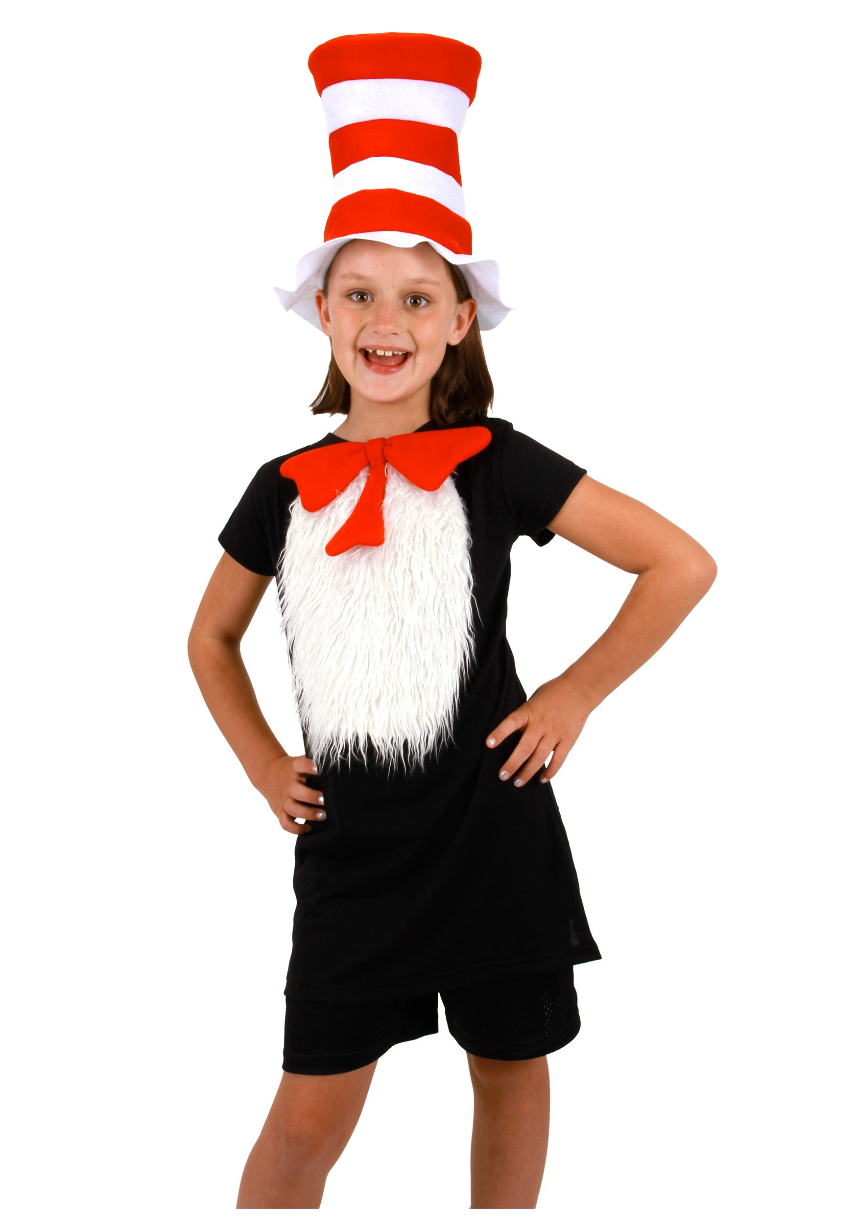 Kid Cat In The Hat Insta Tux Kit Halloween Costume Ideas 2018