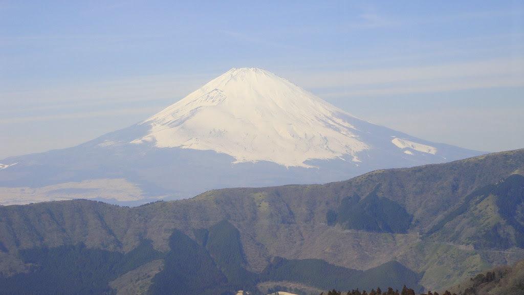 偉哉! 富士山