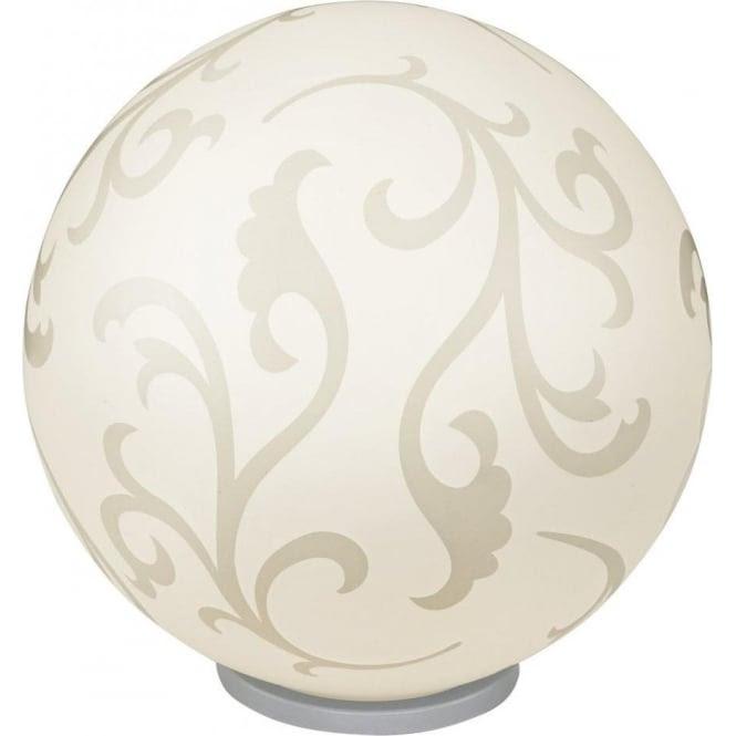 Small Decorative Lamp: Orange Lamp Shade: Small Decorative Chandelier