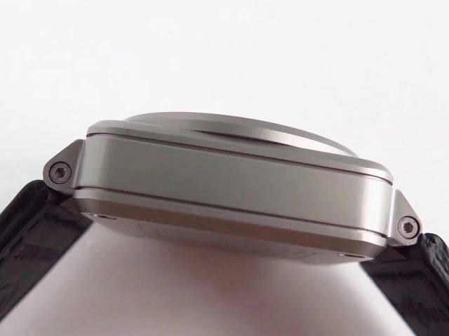 Replica Bell Ross Steel Case