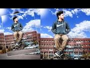 Picsart Editing || Big Boy in the City Manipulation editing HD || 2018 A...