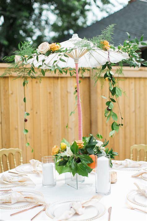 Kara's Party Ideas Umbrella Bridal Shower   Kara's Party Ideas