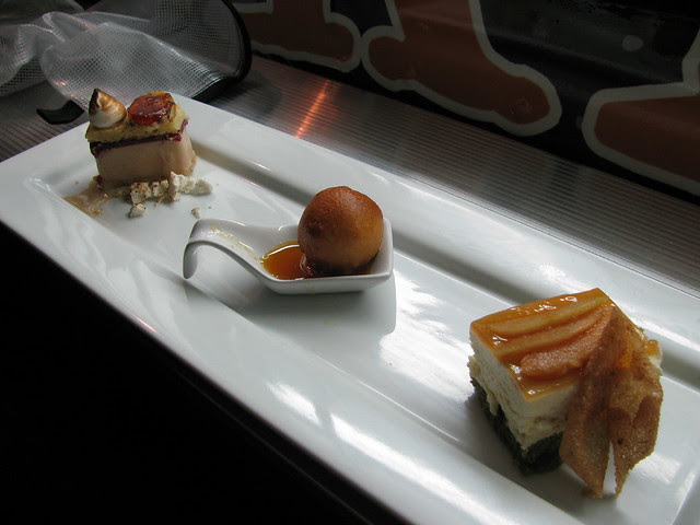 PBJ, Doughnut, Mascarpone Cake