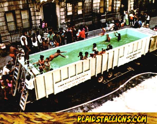 pool mobile