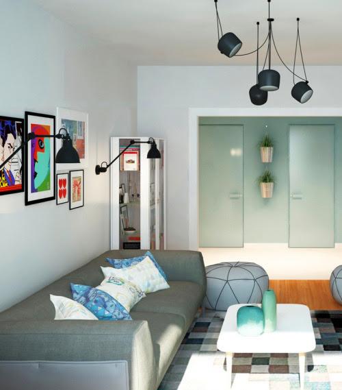 Living room design #65