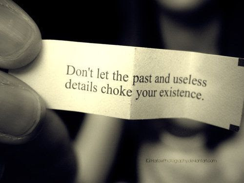 best quotes about the past