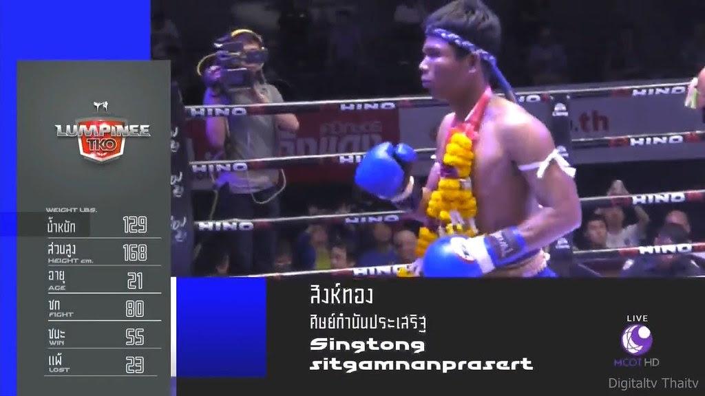 ศึกมวยไทยลุมพินี TKO ล่าสุด 2/3 4 มีนาคม 2560 มวยไทยย้อนหลัง Muaythai HD 🏆 - YouTube